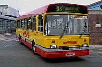CWX669T Rebody Mainline Sheafline West Riding