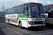 JIJ3467 (LHK644Y) Jones,Llanfaethlu National Travel London