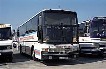 B496GBD Hursts,Wigan Roman City Coaches,Bath