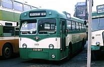 520BWT West Yorkshire PTE Calderdale JOC Todmorden JOC