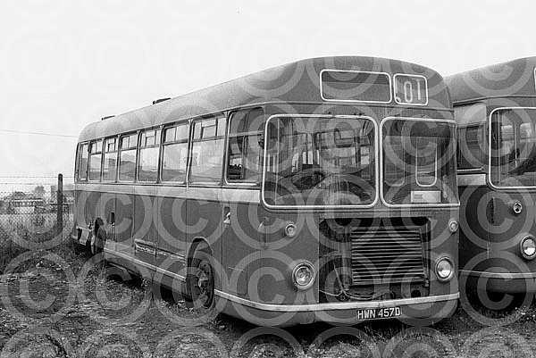 HWN457D Norths(Dealer),Sherburn-in-Elmet SWT United Welsh
