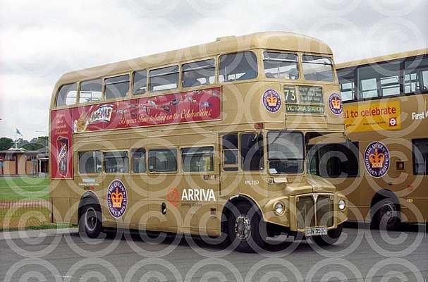CUV350C Arriva London London Buses London Transport