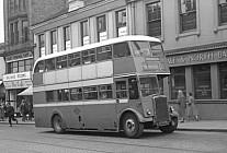 LYS758 Scottish Omnibuses Lowland Motorways,Glasgow