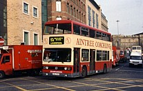 CUL74V Aintree Coachlines(Cherry),Bootle Stagecoach East London London Transport