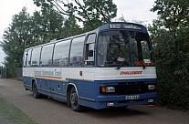 AEG984A (GWU560T) Harrogate Coach Co. York City & District WYRCC