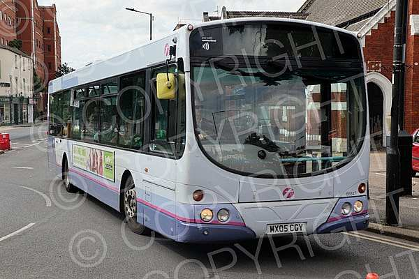 MX05CGY First South Yorkshire