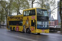 YJ11TVW Original London Tour