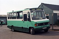 K853ODY Norfolk Green,Kings Lynn Stagecoach South