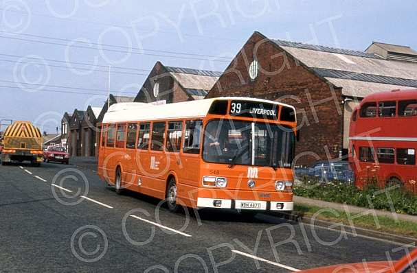 WBN467T Greater Manchester PTE