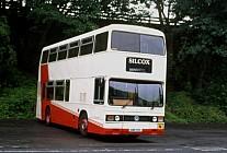 GNF13V Silcox,Pembroke Dock Capital Citybus Frontrunner,Dagenham Wright,Wrexham GMPTE