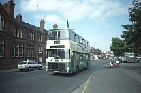 A162HLV Merseybus Merseyside PTE