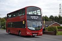 JJI1400 (LJ03MLZ) Sweyne,Swinefleet Arriva London