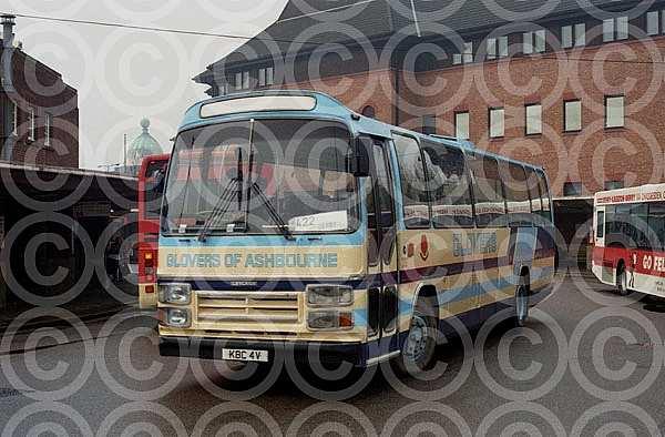 KBC4V Glover,Ashbourne Leicester CT