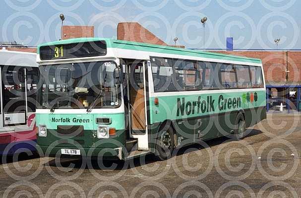 TIL1178 (F279HOD) Norfolk Green,Kings Lynn Burton,Brixham