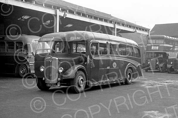 CBV254 BeeLine,West Hartlepool Ribblesdale,Blackburn