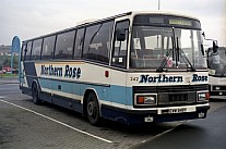 EWW948Y Blazefield Keighley(Northern Rose) West Yorkshire RCC