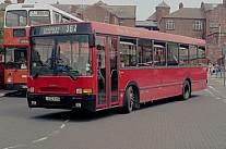 L532EHD Wigan Bus Company,Pemberton