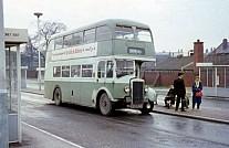 BSD468 Green Bus.Rugeley Western SMT