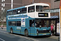 G510SFT Arriva North Midlands Kentish Bus
