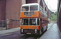 AJA423L Greater Manchester PTE SELNEC PTE