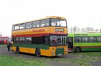 JDB108N London Busllinnes Len Wright,Isleworth Greater Manchester PTE