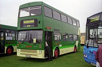 B247WUL First West Yorkshire(Huddersfield) First London London Buses