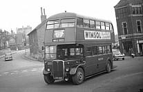 JXC219 Wass Bros.,Mansfield London Transport