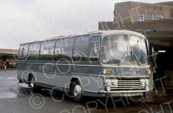 XJF156S Viking,Burton-on-Trent