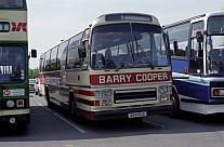 289BUA (HDB356V) Barry Cooper,Stockton Heath Maynes,Manchester