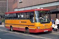 G616WGS Midland Red North Stevensons,Spath Chambers,Stevenage
