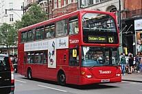 YN55NHX London Transdev