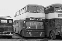 DAU442C Smith&May(Castlepoint Bus Company),South Benfleet Nottingham CT