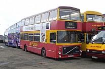 C101CUL Black Prince,Leeds A1,Ardrossan London Buses
