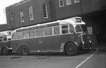 TRE257 Potteries MT Milton Bus Service,Stoke