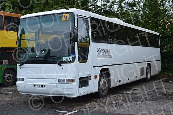 W898RFA 2-Way Travel,Scunthorpe Bassett,Tittensor
