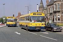 JDK922P South Lancs Travel,St.Helens Richardson,Sheffield GMPTE Lancashire United