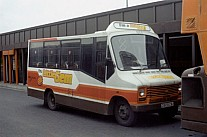 C808CBU GM buses GMPTE