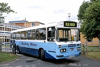 BGR684W Minsterley Motors,Stiperstoners Jolly,South Hylton