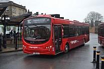 FJ58LSL Harrogate & District Transdev Burnley & Pendle