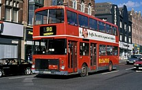 A101SUU Black Prince,Leeds London Buses