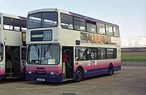 L28GAN Fist West Yorkshire First London London Buslines