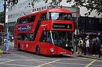 LTZ1249 Stagecoach London