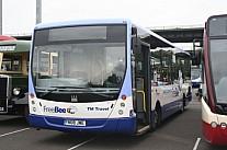 YN08JWE TM Travel,Staveley