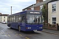 M561WTJ Holloways,Scunthorpe Merseybus