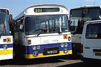 LTE486P Catterall,Southam Hylton Castle Sunderland Darlington Transport Busways,Newcastle GMPTE Lanc