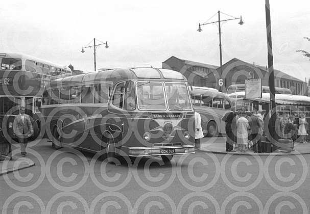 GCK821 Tagg,Sutton-in-Ashfield Premier,Preston