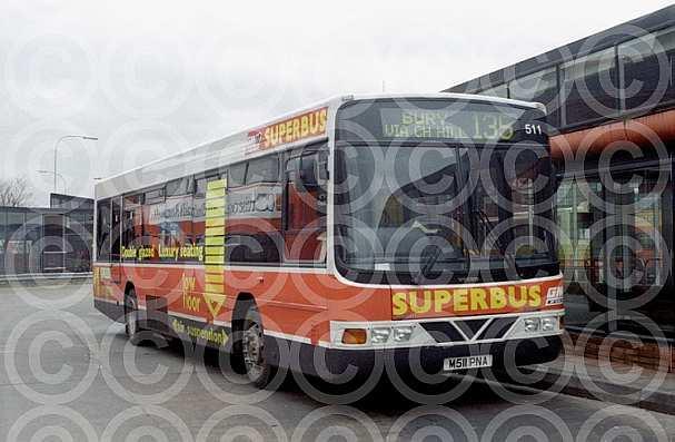 M511PNA GM Buses North