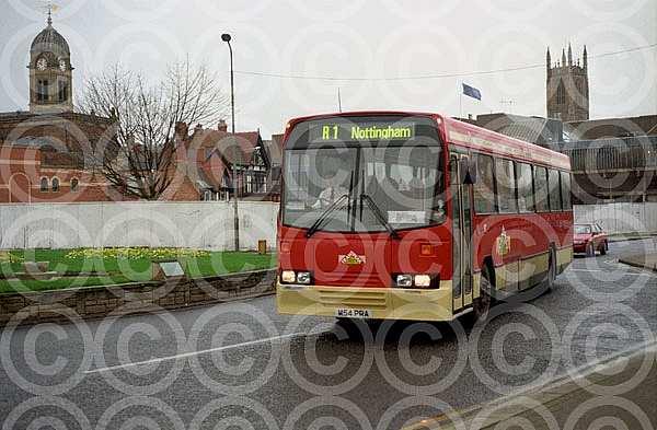 M54PRA Trent Barton