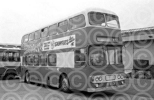COI924 Ulsterbus