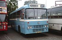 GSX112N Blue Bus,Ipswich Lothian RT